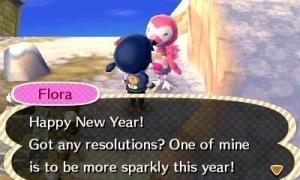 Screenshot from Animal Crossing, New Leaf